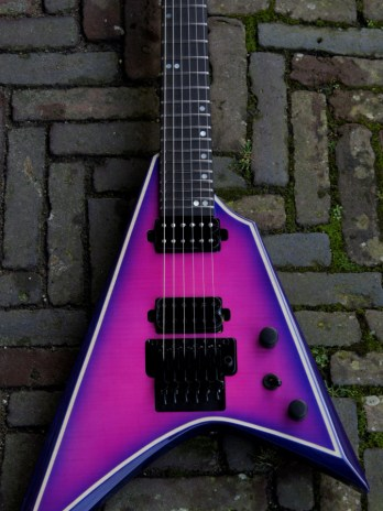 Ormsby Metal V 6 Flame Top Exotic Floyd Equipped – Dragonburst