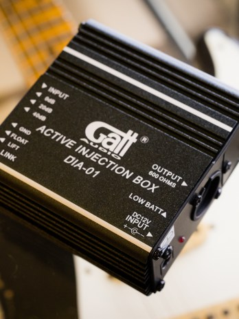 Gatt Audio DIA-01 Direct Injection Box