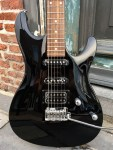Ibanez GSA60 Black Night