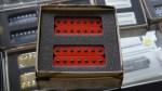 Bare Knuckle Juggernaut 7 Set – Red / Black Screw