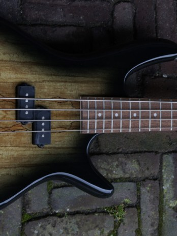 Ibanez GSR200SM-NGT – Natural Gray Burst