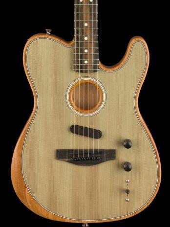 Fender Acoustasonic Telecaster – Sonic Grey