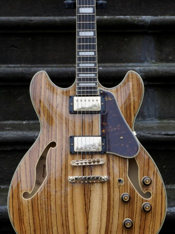 Ibanez AS93ZW-NT Artcore Expressionist – Natural
