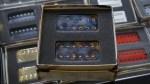 Bare Knuckle Juggernaut 6 Set – Burnt Chrome / Burnt Chrome Screw – 53mm