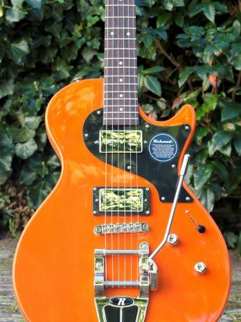 Richwood Retro Special Tremola – Tennessee Orange