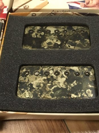 Bare Knuckle Nailbomb 7 set – Camo Covered