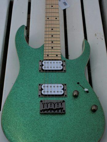 Ibanez RG421MSP – TSP / Turquoise Sparkle