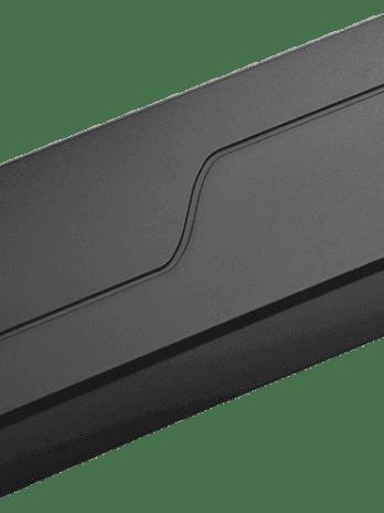 Fishman Fluence Modern Humbucker 7-string Pickup Set Black  PRF-MH7-SB2