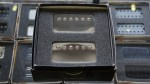 Bare Knuckle Bootcamp True Grit 6 Humbuckers – Covered Nickel / 50 mm