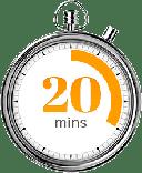 clock-20mins