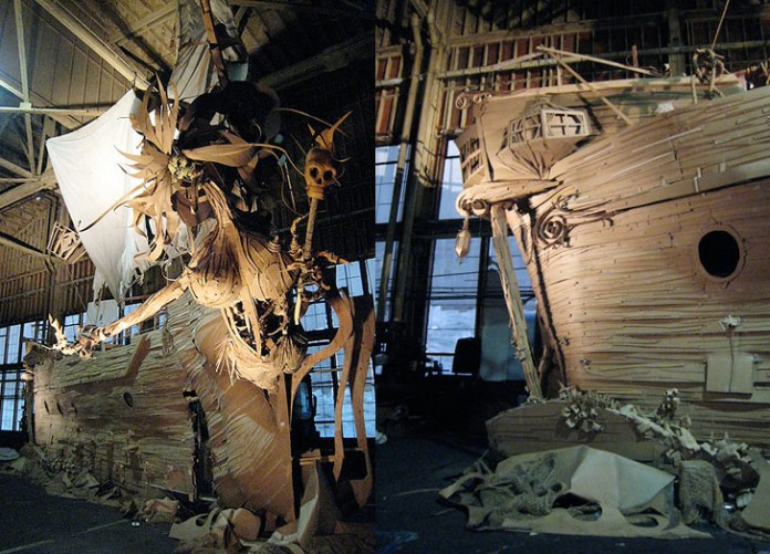 statek-piratow-tektura-karton-pudla-3