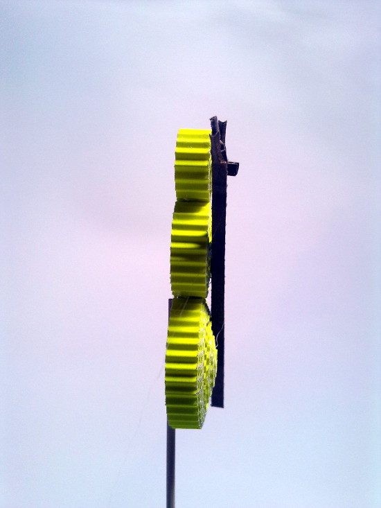 balwanek-4 - z tektury, zkartonu