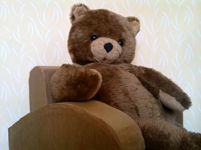 fotel-dla-dziecka-35 - meble z tektury
