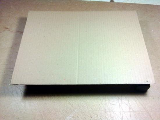 kolka-3 - meble z tektury, meble z kartonu,