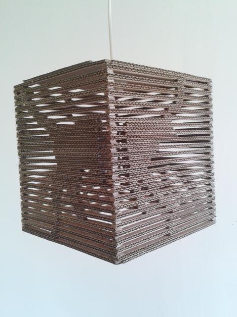 Lampa eksperymenty z ksztaltem - 1