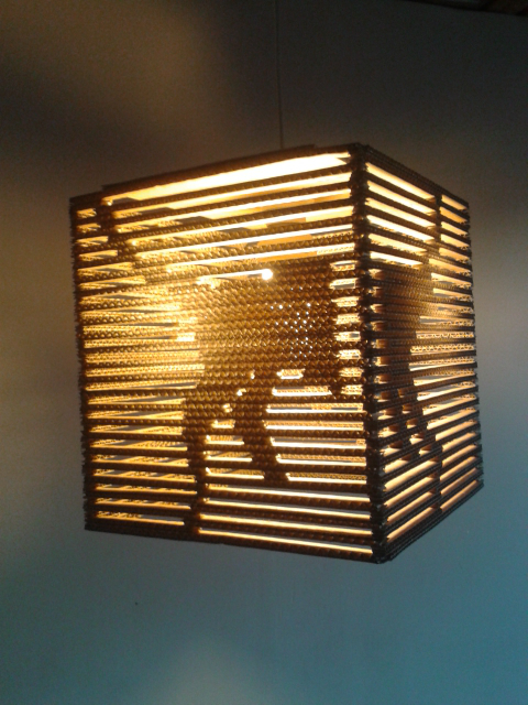 Lampa eksperymenty z ksztaltem - 6