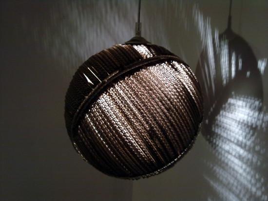 lampa-kula-11 - z tektury