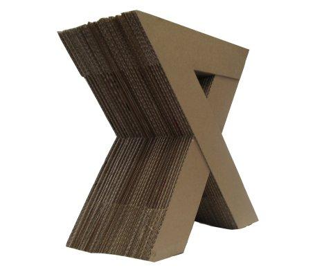 krzeslo-projekt-1 - krzesła z kartonu