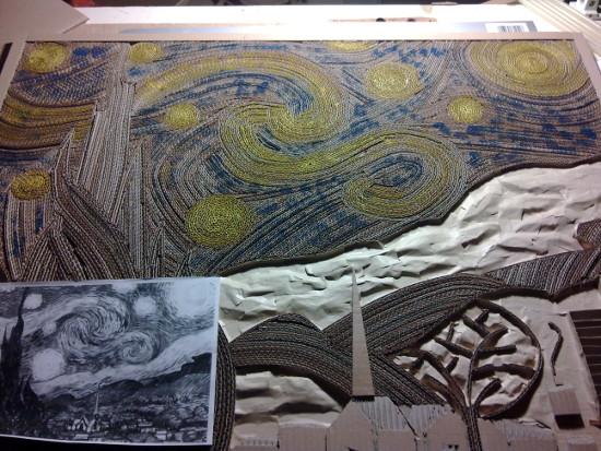 niebo-noca-161-obraz-tektury