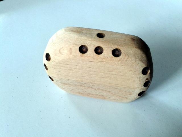 Uchwyty wspinaczkowe drewniane - 31