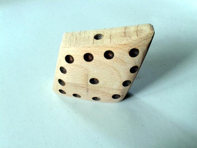 Uchwyty wspinaczkowe drewniane - 71