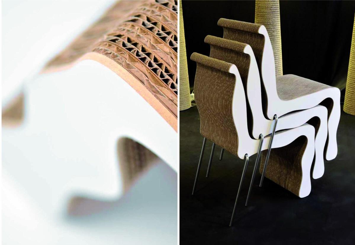 Połączenie kartonu i stali