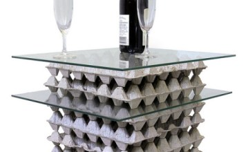 stol z jajek - 1
