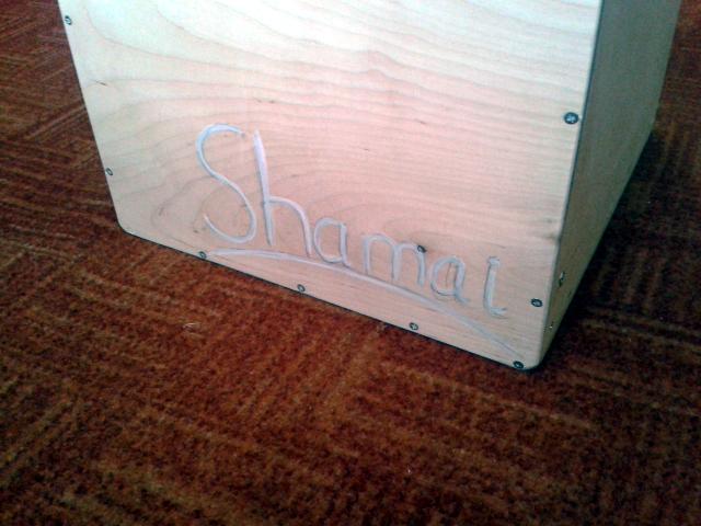 Cajon - Shamai - 5
