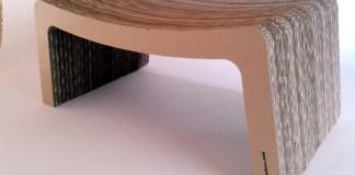 Drapak z kartonu - 1