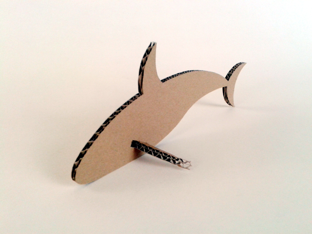 Orka z tektury - 3