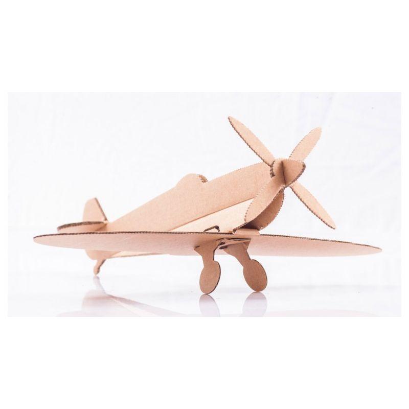 Zabawki z kartonu – samoloty
