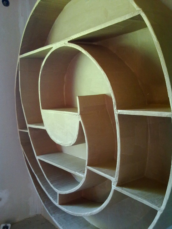 Wyzwanie – półka Eric Guiomar – część 7 – efekty końcowe / Back engineering - Eric Guiomar shelf – part 7 -  I made it