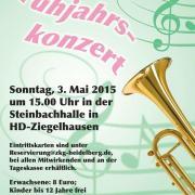 Frühjahrs-Konzert 2015