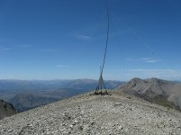 Inverted-V with apex at 2004 metres!