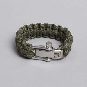 Army Paracord bracelet by ZLC.