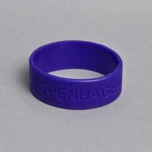 Purple Charity Bracelet