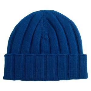 dark-blue-knitted-hat-cashmere