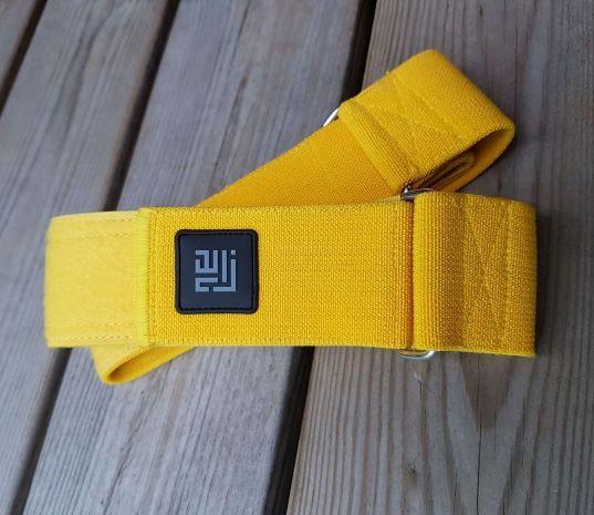 okklusion trænings bånd gul closure-kaatsu-bfr