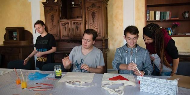 Teambuilding zlínských, jihomoravských a olomouckých Mladých lidovců
