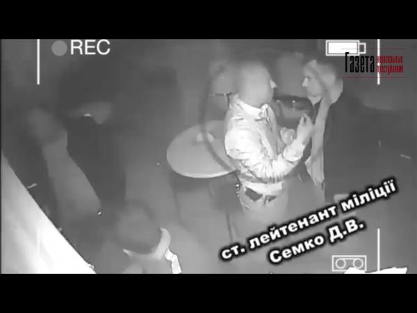 Сотрудник милиции Дмитрий Семко отстреливает людей в Котовске