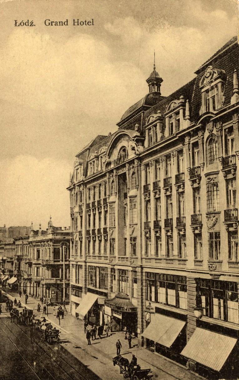 Hotel Grand Łódź