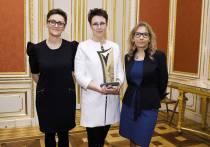 Od lewej: Ewa Ciepałowicz, Katarzyna Urbańska, Magdalena Borkowska