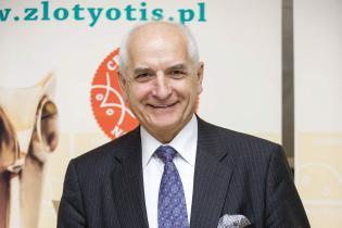VIII Międzynarodowa Nagroda Zaufania – prof. Marek Rudnicki