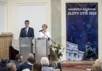 Złoty Otis 2019/Tomasz Adamaszek