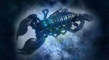 Tedenski horoskop Škorpijon