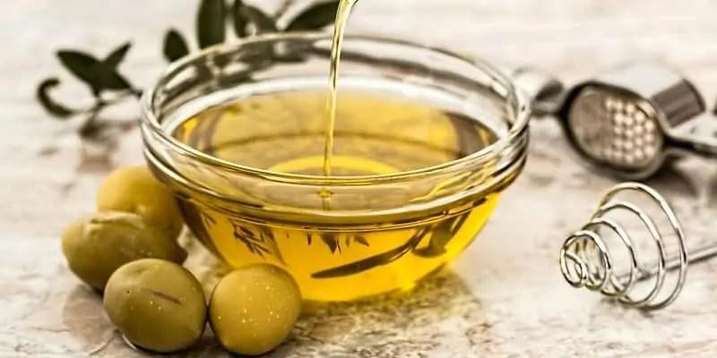 Olive in olivno olje za zdravje