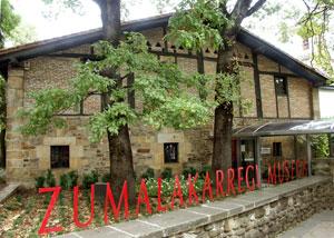 Zumalakarregi museoa. Ormaiztegi.