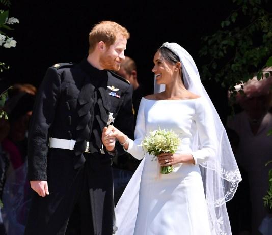 o casamento real