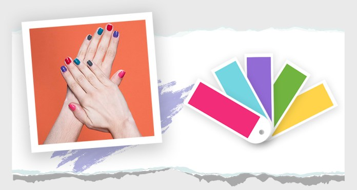 Unhas Multi-Color