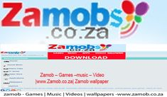How to access Zamob MP3 Free Music Download